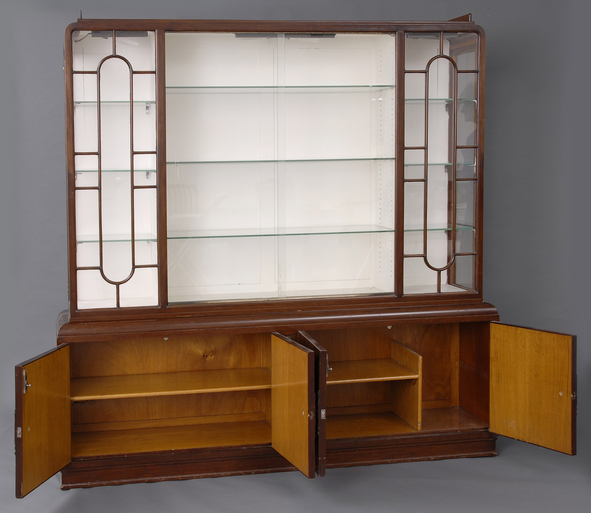 187 Product 187 Art Deco Display Cabinet