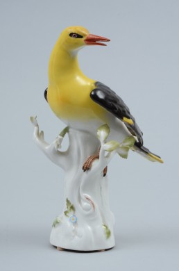 Meissen Porcelain Bird