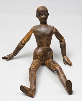 Pine Artist's Mannequin