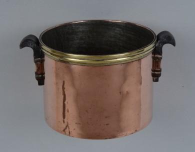 Miniature Copper Porringer