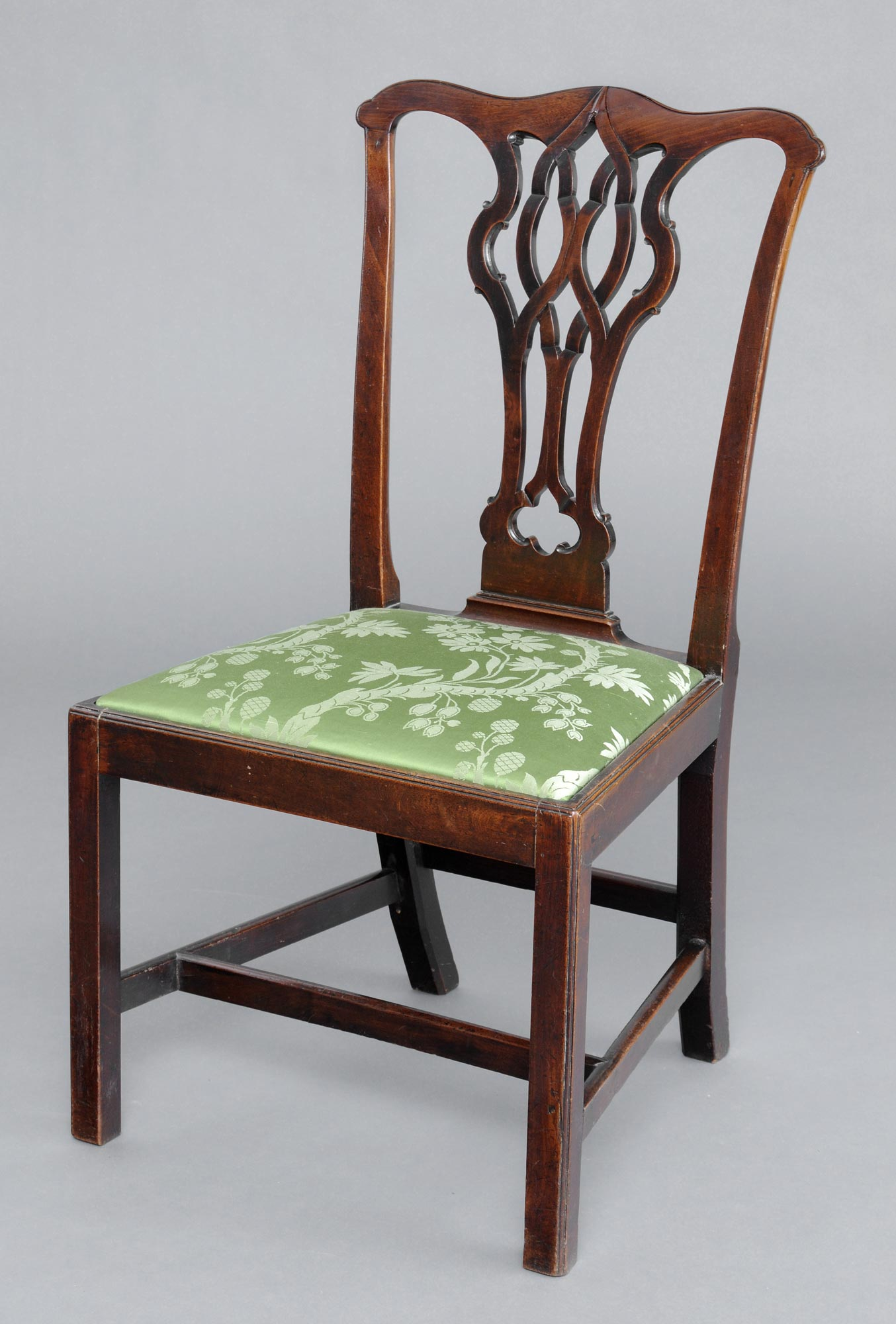 English Chippendale Antique Side Chair Antique Mahogany Side Chairs - Chippendale Chairs ~ Home & Interior Design