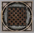 Simulated Marble Games Board