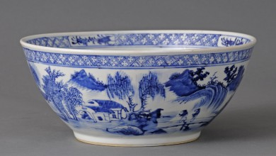 Chinese Nanking Bowl