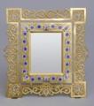 French Gilded & Enameled Frame