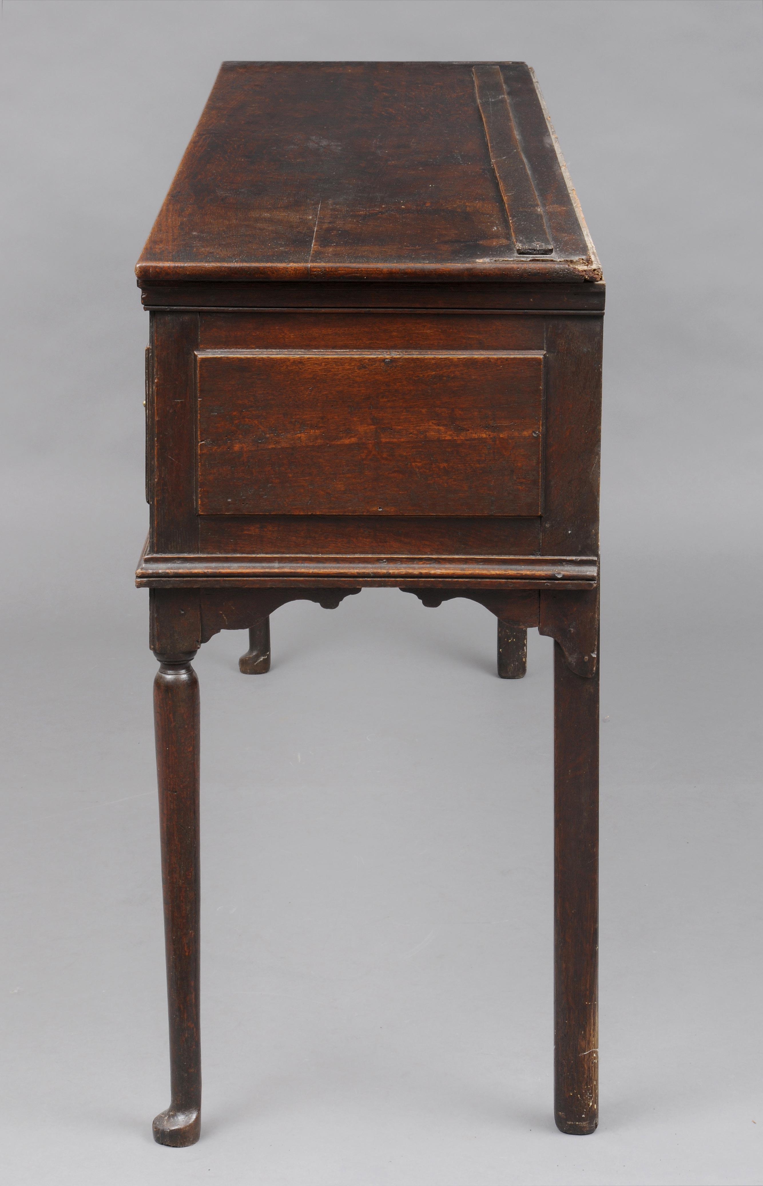 ... English Georgian Sussex Oak Dresser and Plate Rack 18th Century ... & English Georgian Sussex Antique Oak Dresser u0026 Plate Rack