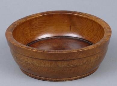 Amboyna Wood Bowl