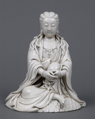 Seated Guanyin
