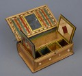 Napoleonic Prisoner of War Straw Work Box