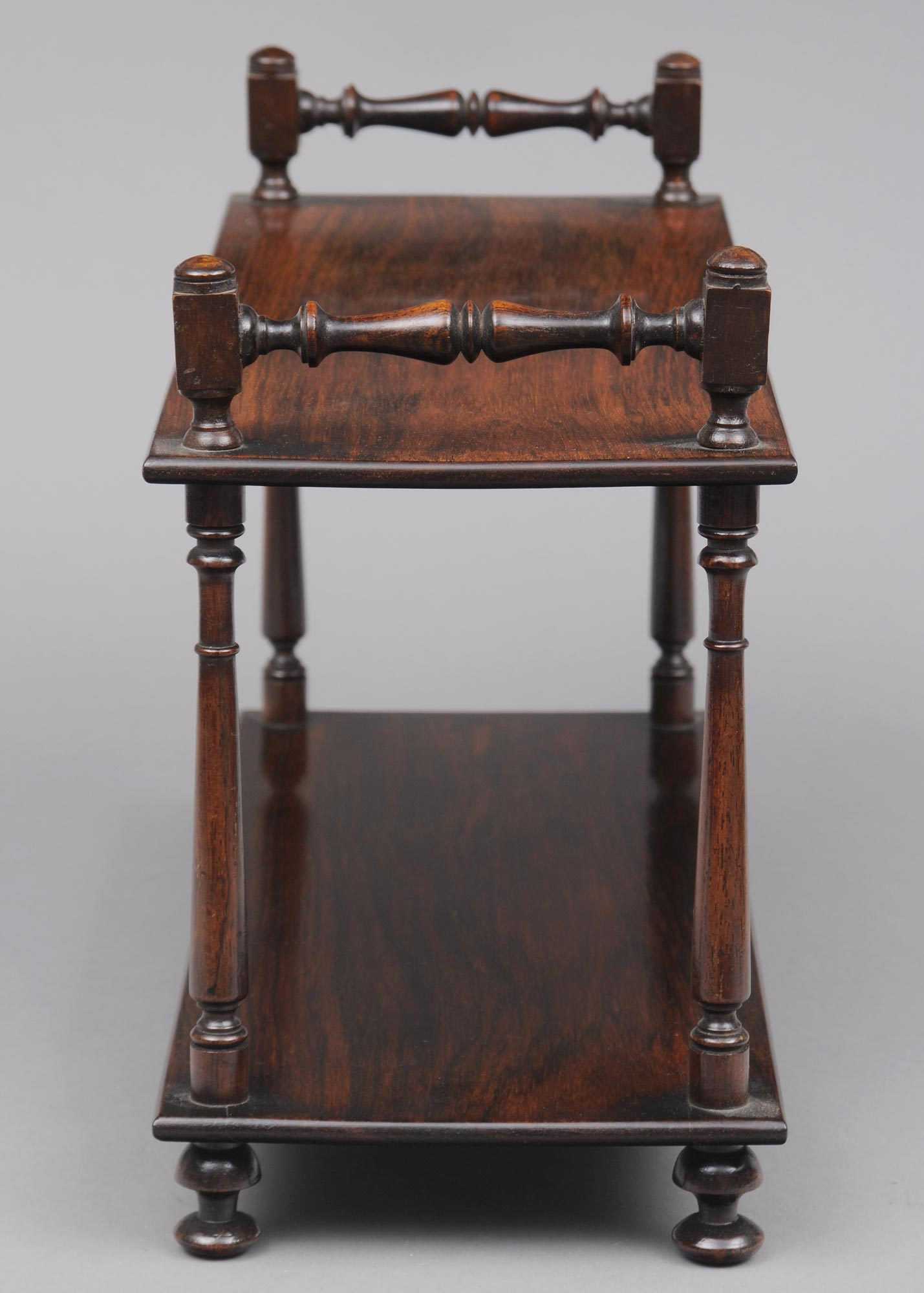 Regency Rosewood Desk Bookstand Circa 1810