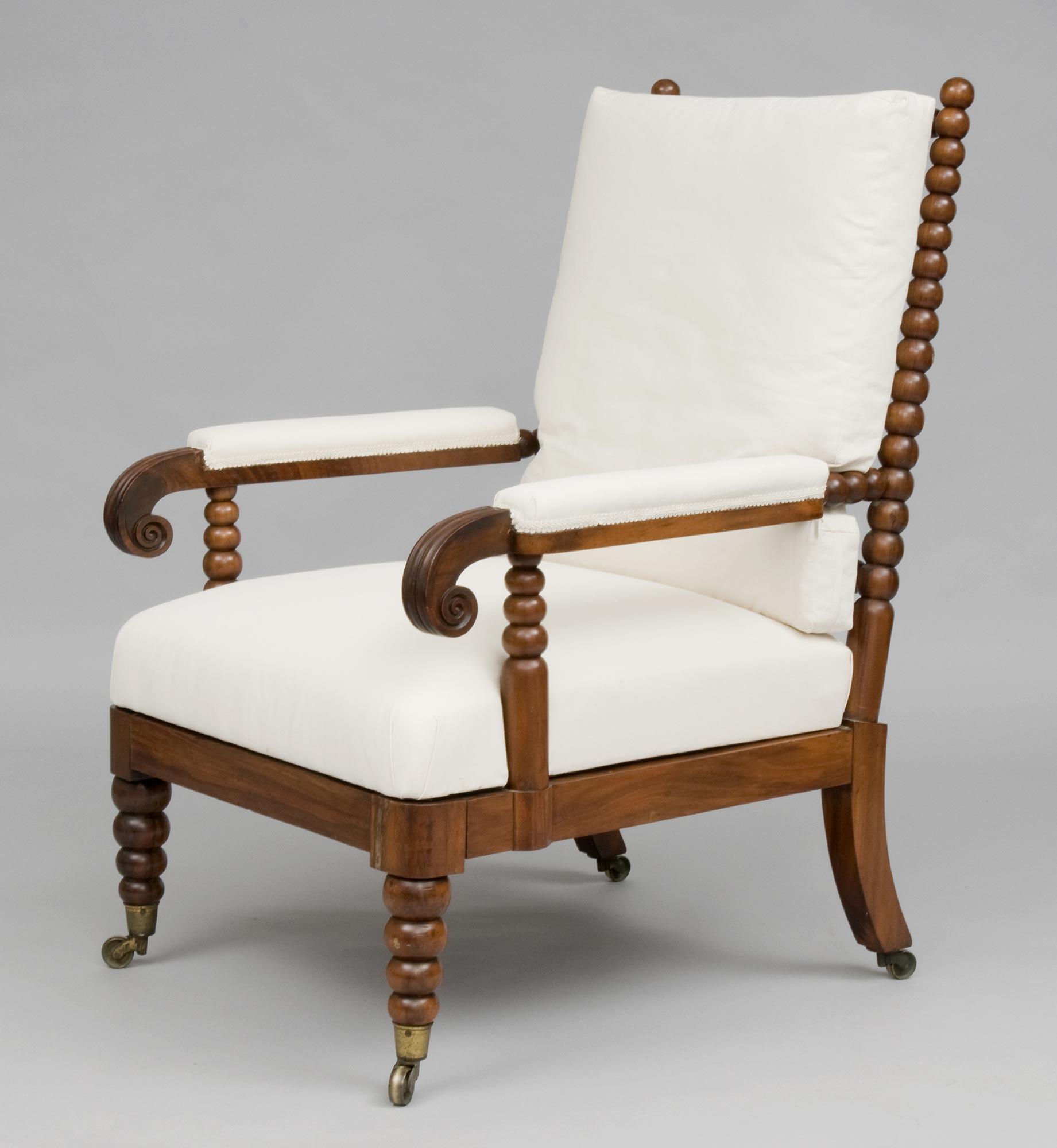 product scottish bobbin chair