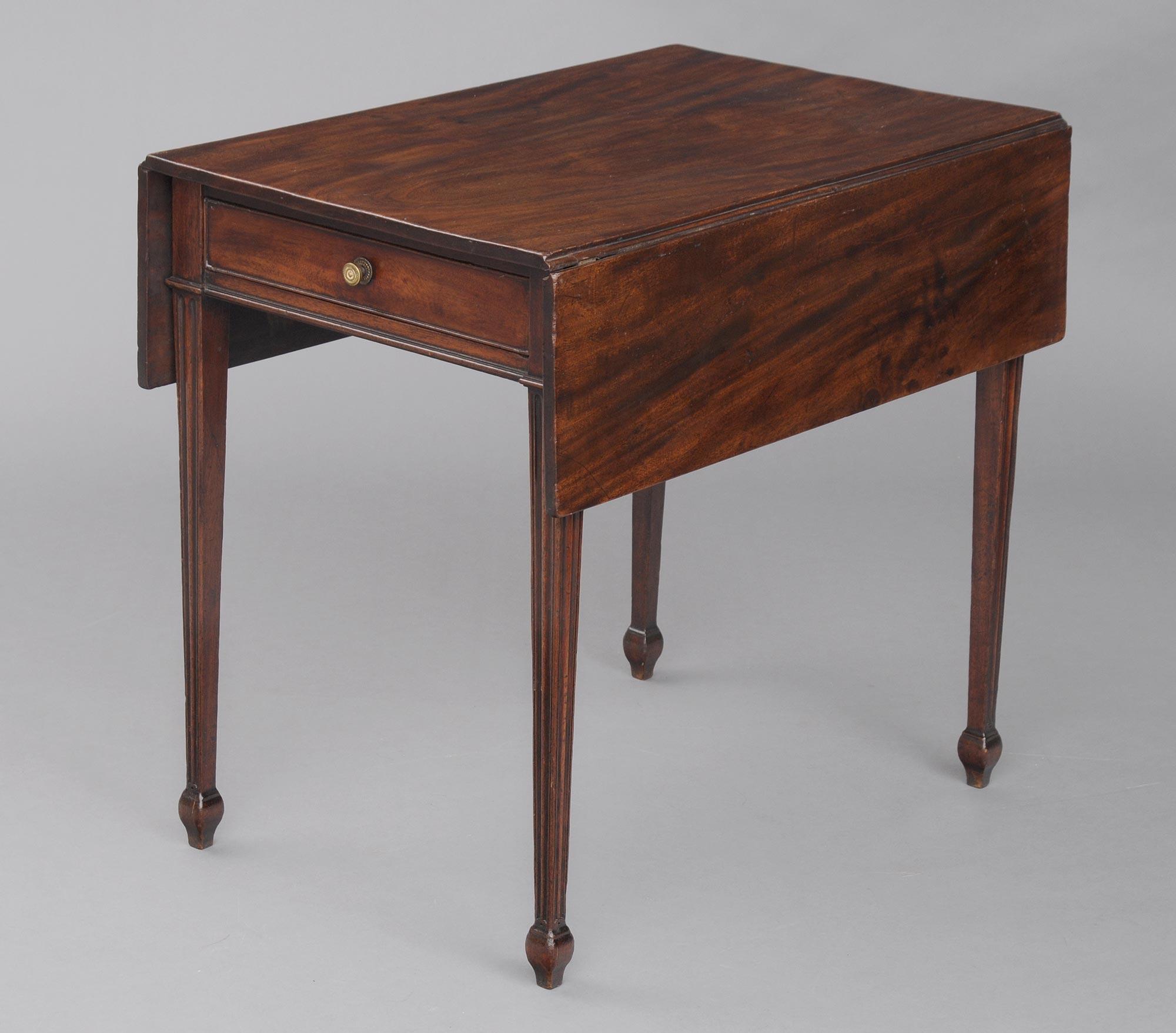187 Product 187 Georgian Pembroke Table