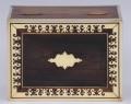 Regency Rosewood Jewelry Box