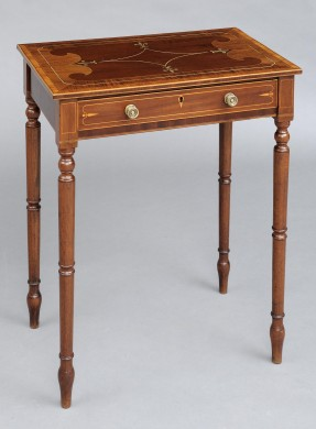 English Antique Regency Side Table