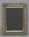 English Brass Picture Frame