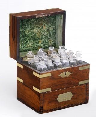 Rosewood Medicine Box