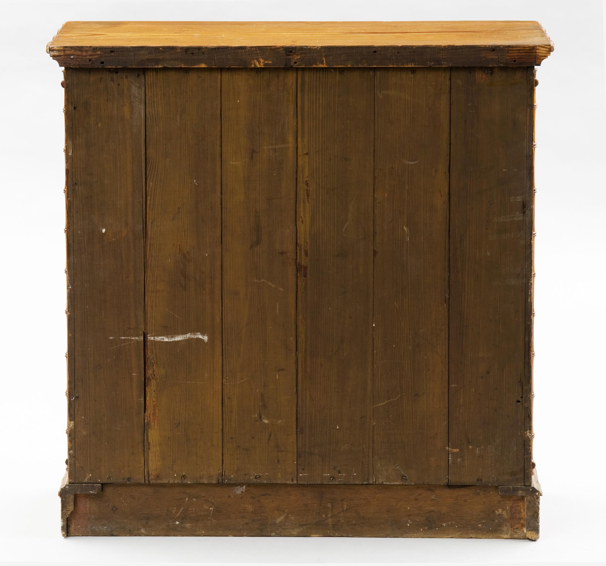 Antique English Faux Bamboo Cabinet Antique English Cabinets
