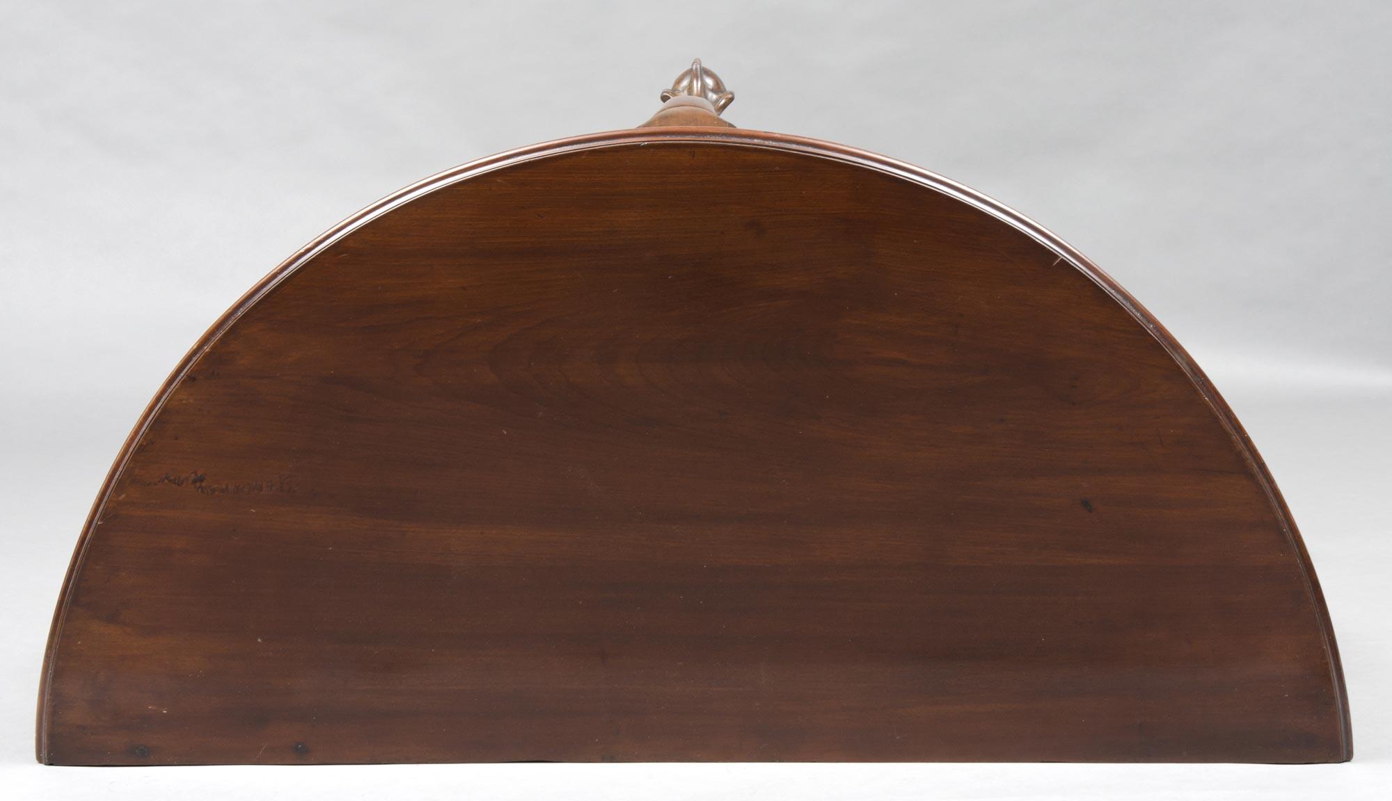 187 Product 187 Portuguese Demi Lune Console Table