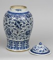 Chinese Porcelain Baluster-Shaped Vase