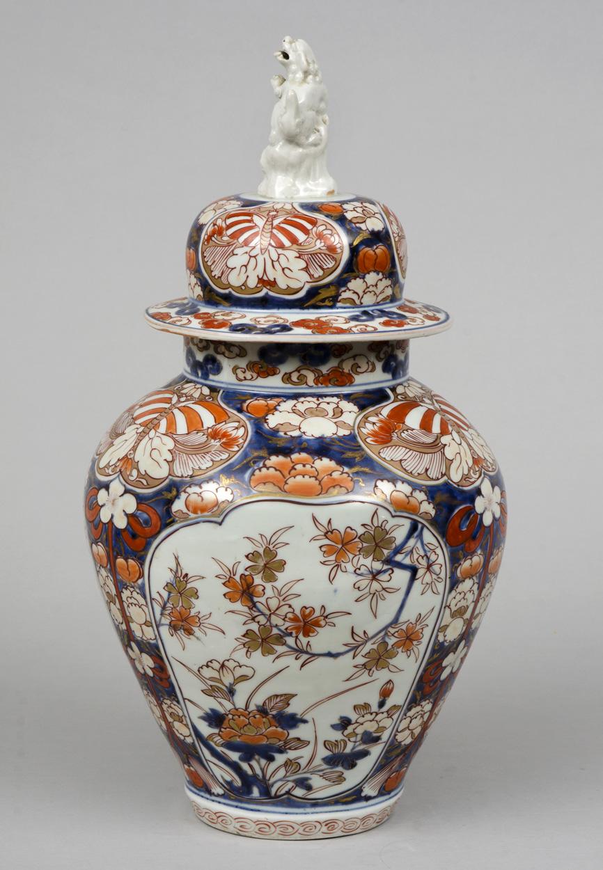 Early japanese imari vase and lid circa 1720 reviewsmspy