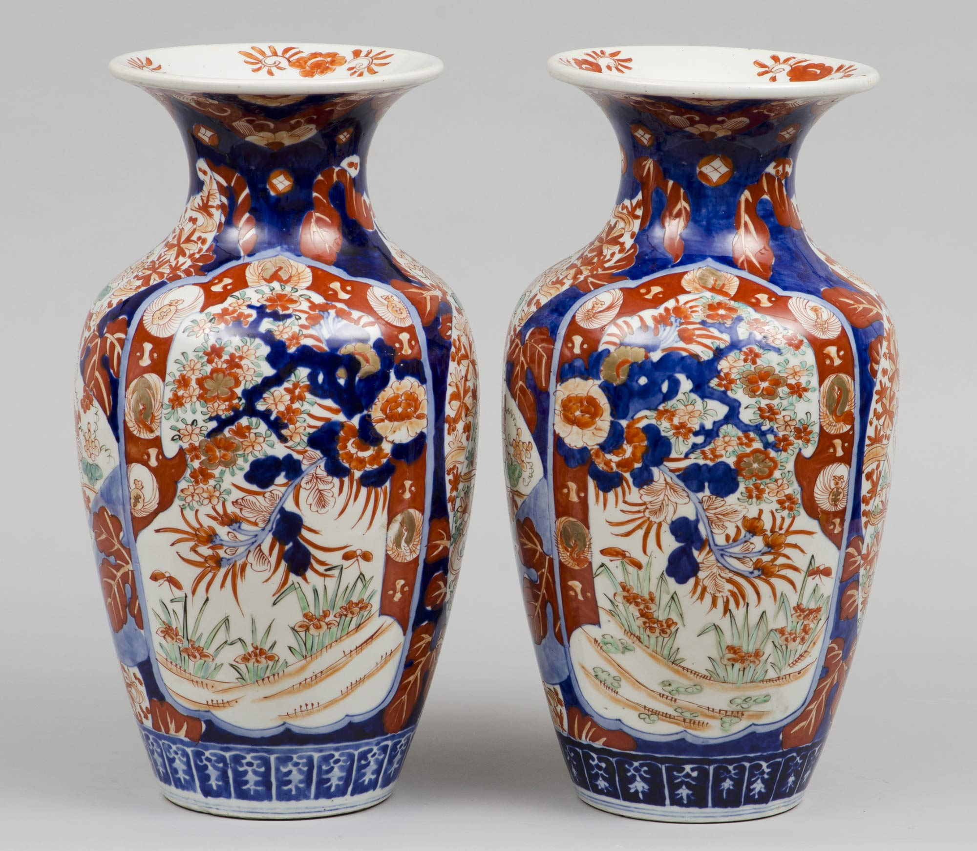 Product tall pair imari vases tall pair imari vases reviewsmspy