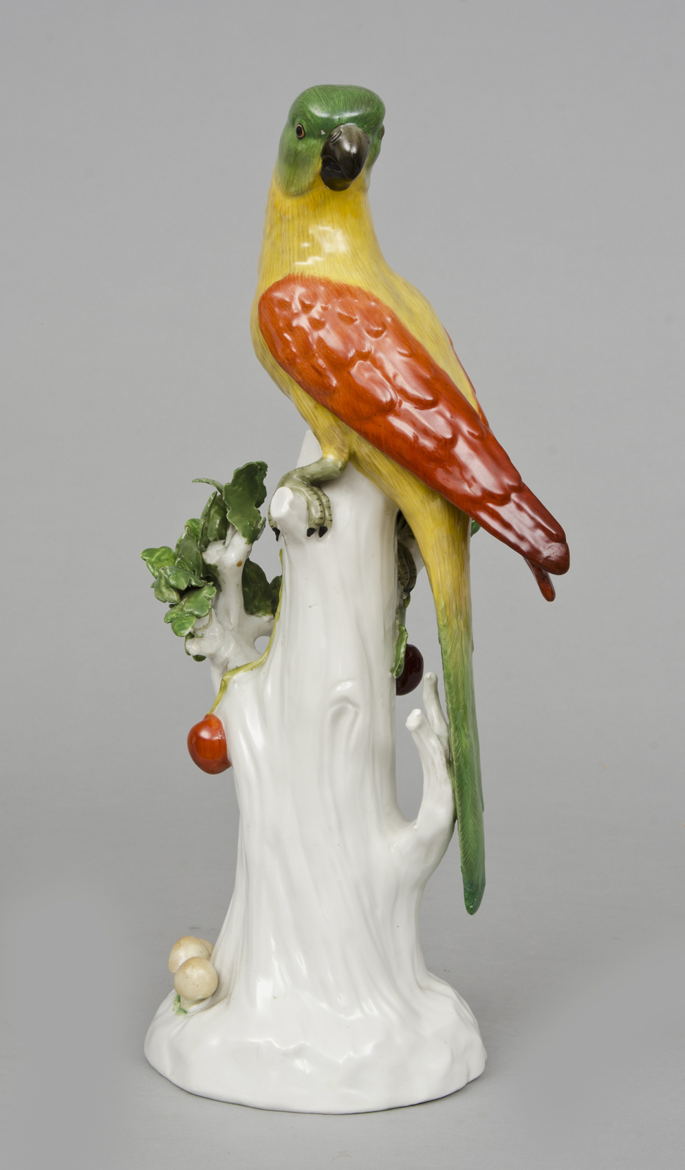 u00bb product  u00bb vienna porcelain parrot