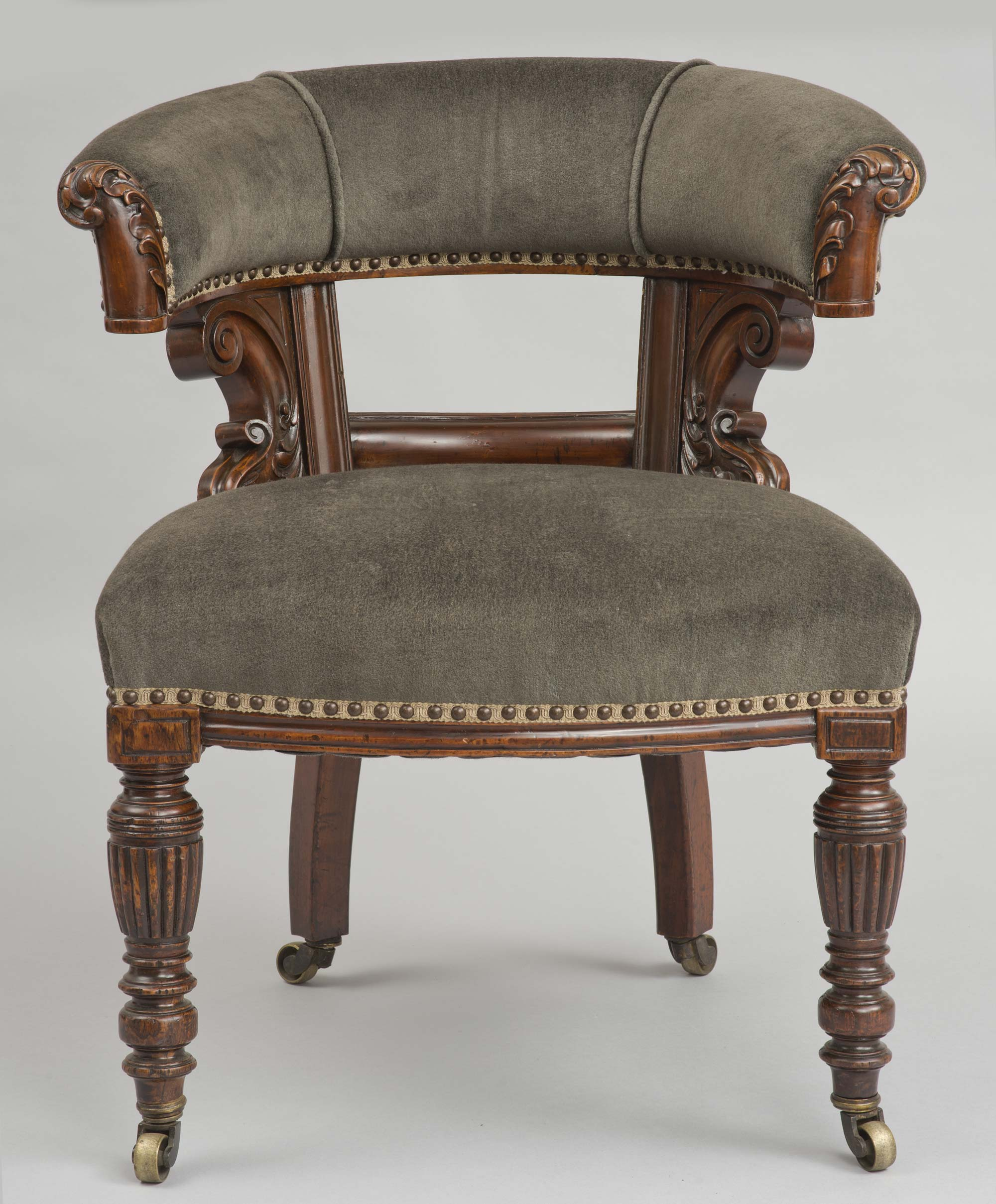 Product William Iv Library Armchair 2