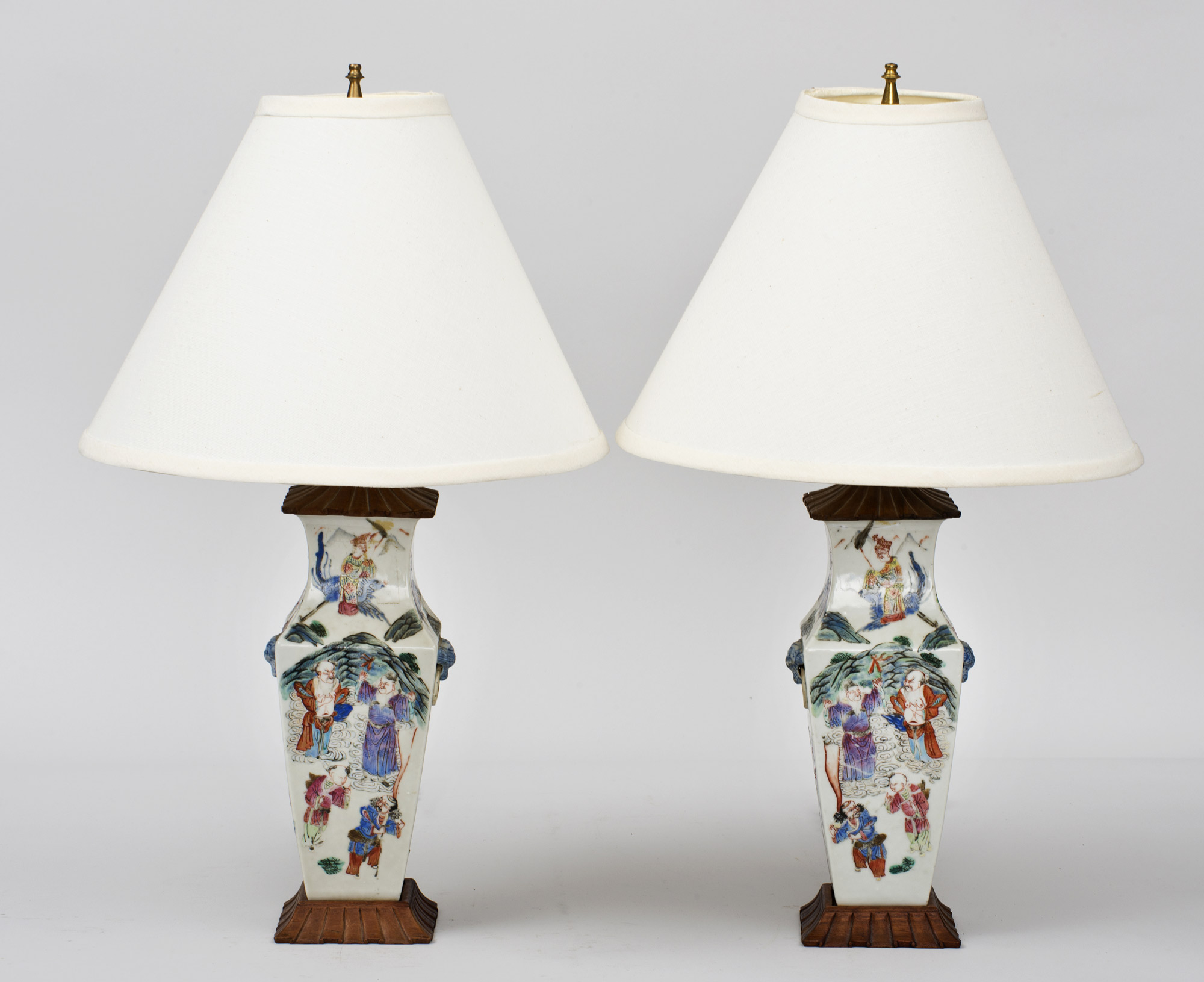Chinese vase lamps pair chinese vase lamps reviewsmspy