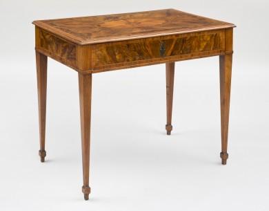 Northern Italian Inlaid Table, Circa 1800