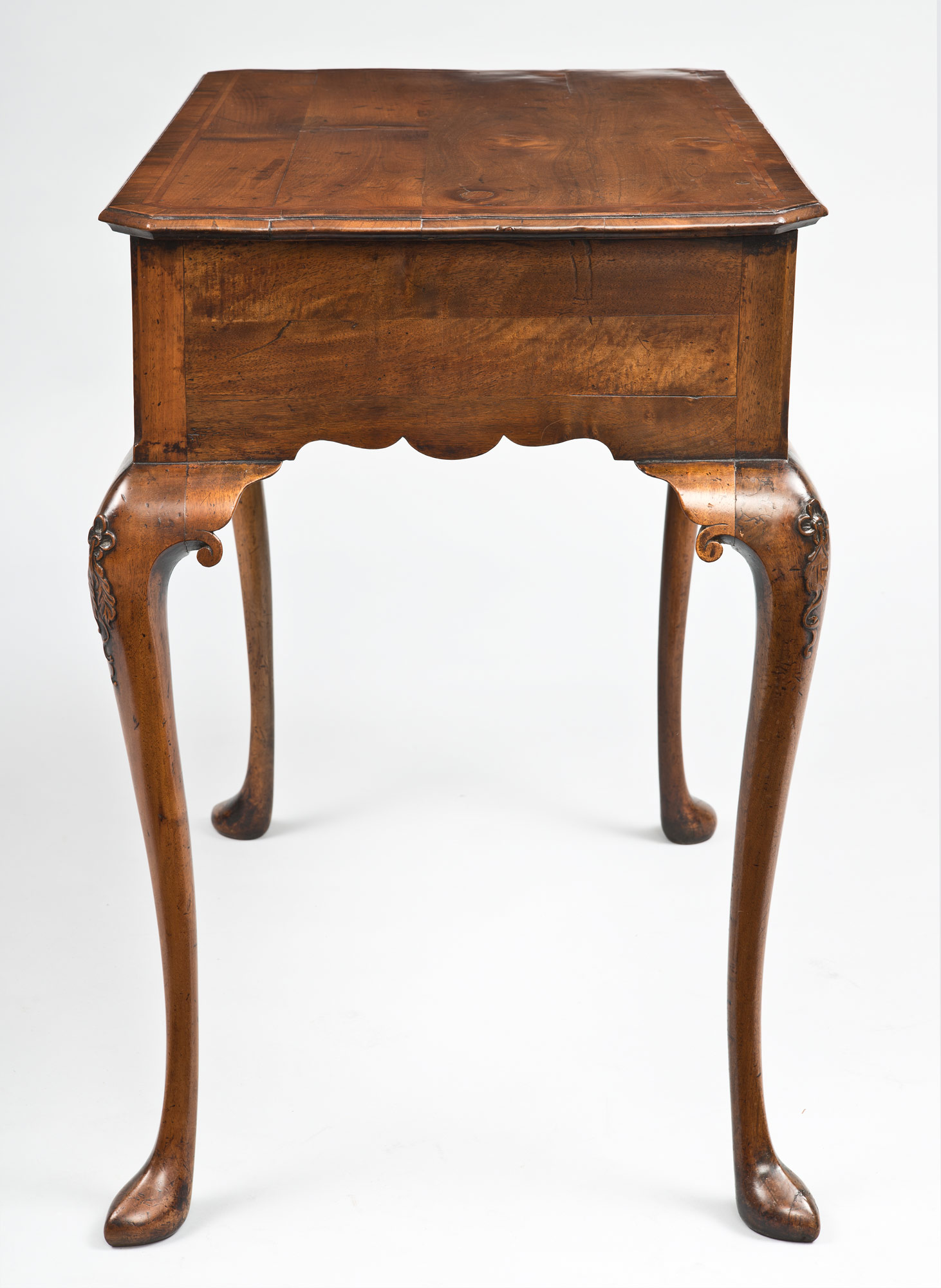 ... Queen Anne Walnut Side Table, ... - Antique Side Tables Queen Anne Walnut Antique Side Table