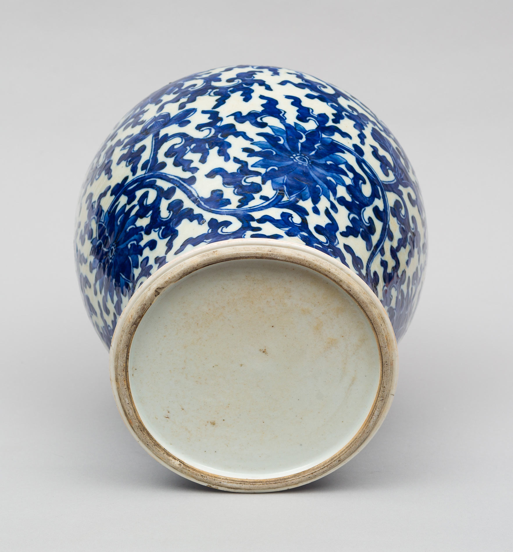 Chinese porcelain blue and white baluster vase and lid reviewsmspy