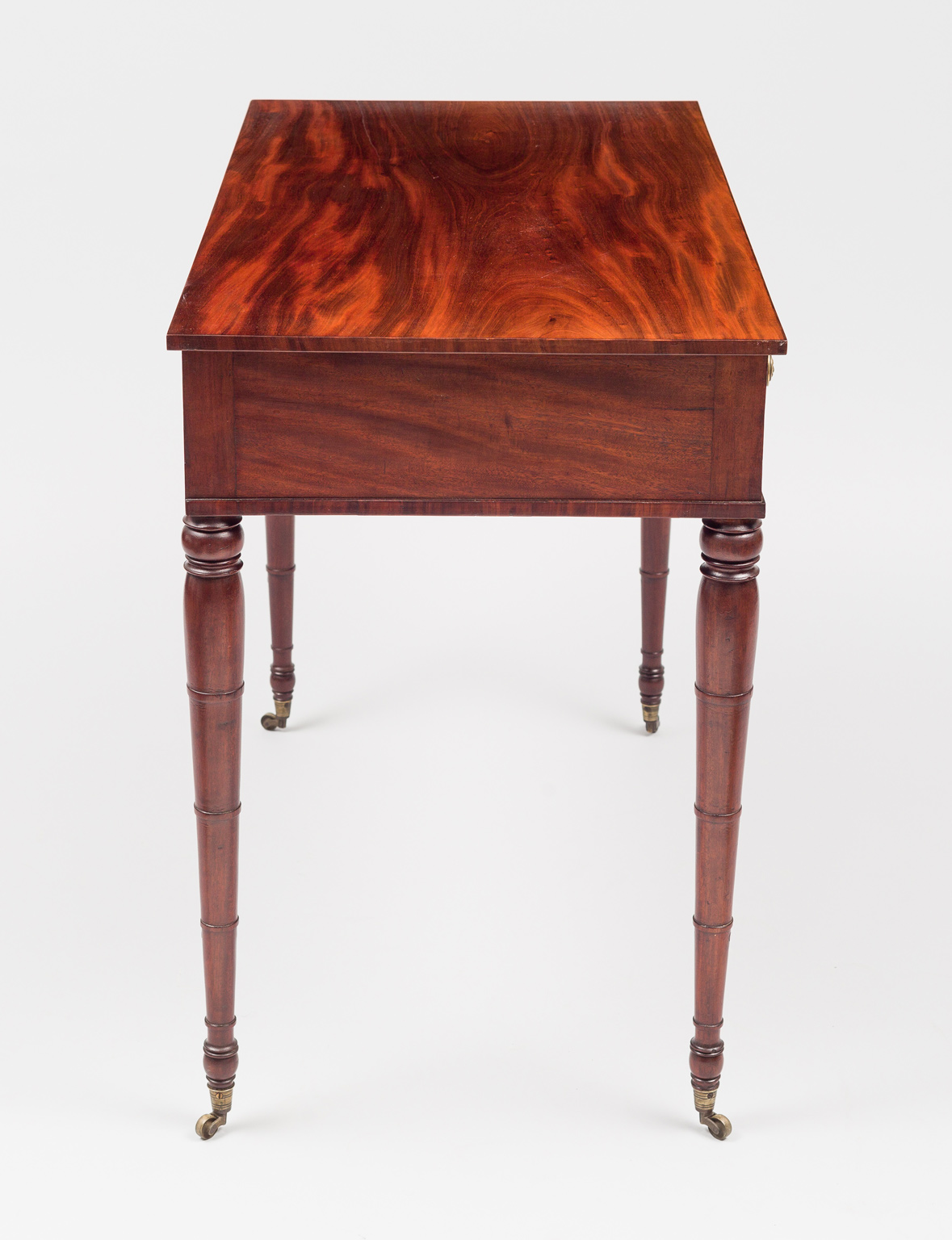Sheraton Mahogany Side Table Antique Mahogany Side Tables