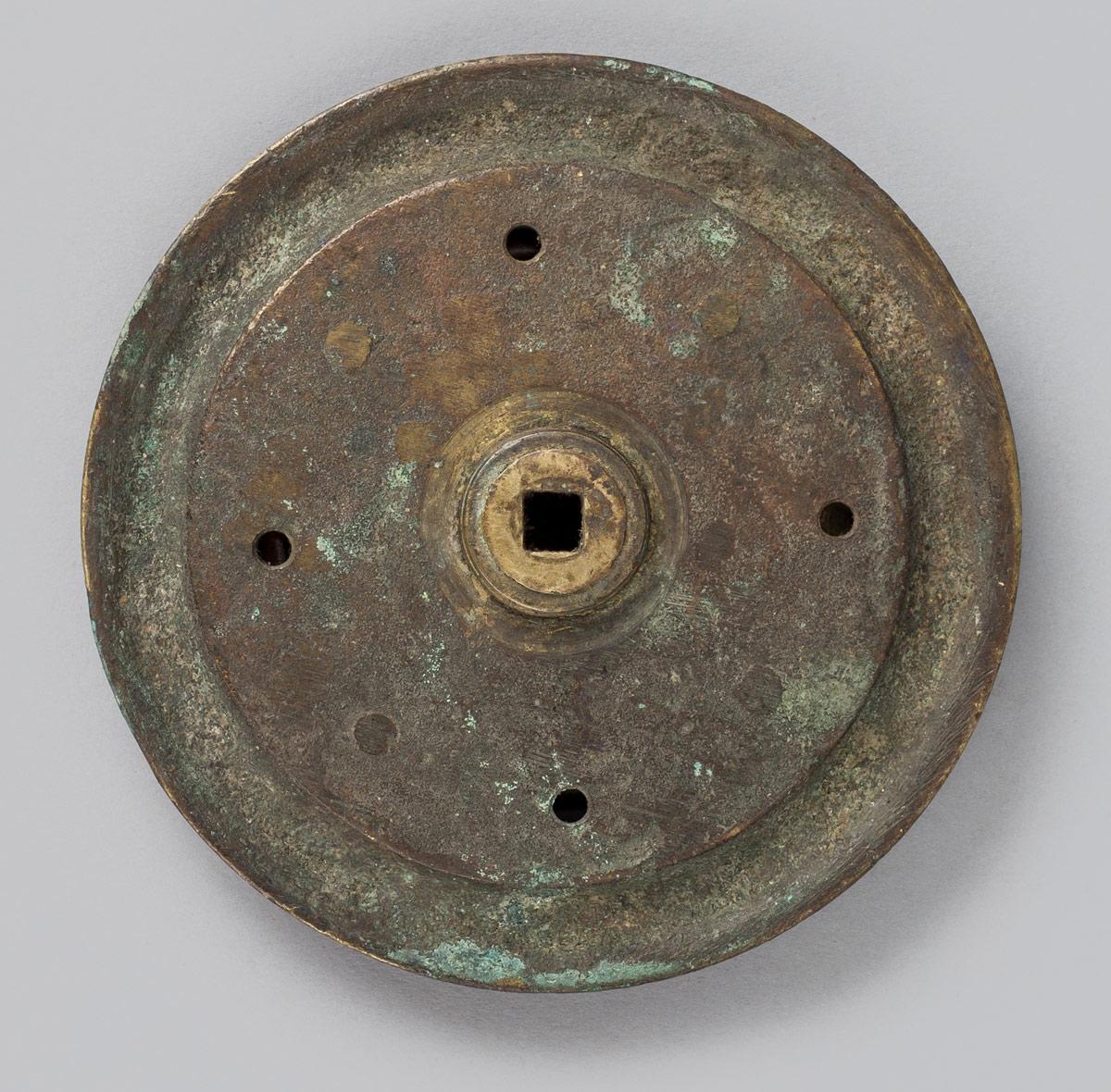 - Antique Bronze Stable Door Knocker