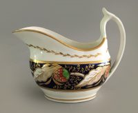 Minton Bone China Creamer, Circa 1810