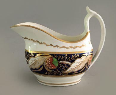 Minton Bone China Creamer, Circa 1810