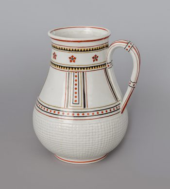 Aesthetic Movement Minton Pitcher or Jug