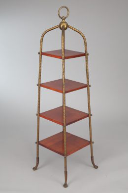 American Aesthetic Movement Etagere