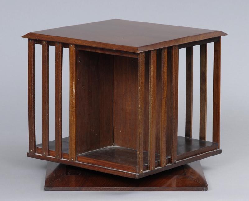 Revolving Desk Book Stand Circa 1900