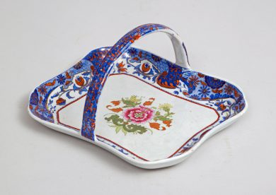 Spode Bonbon Dish with Handle