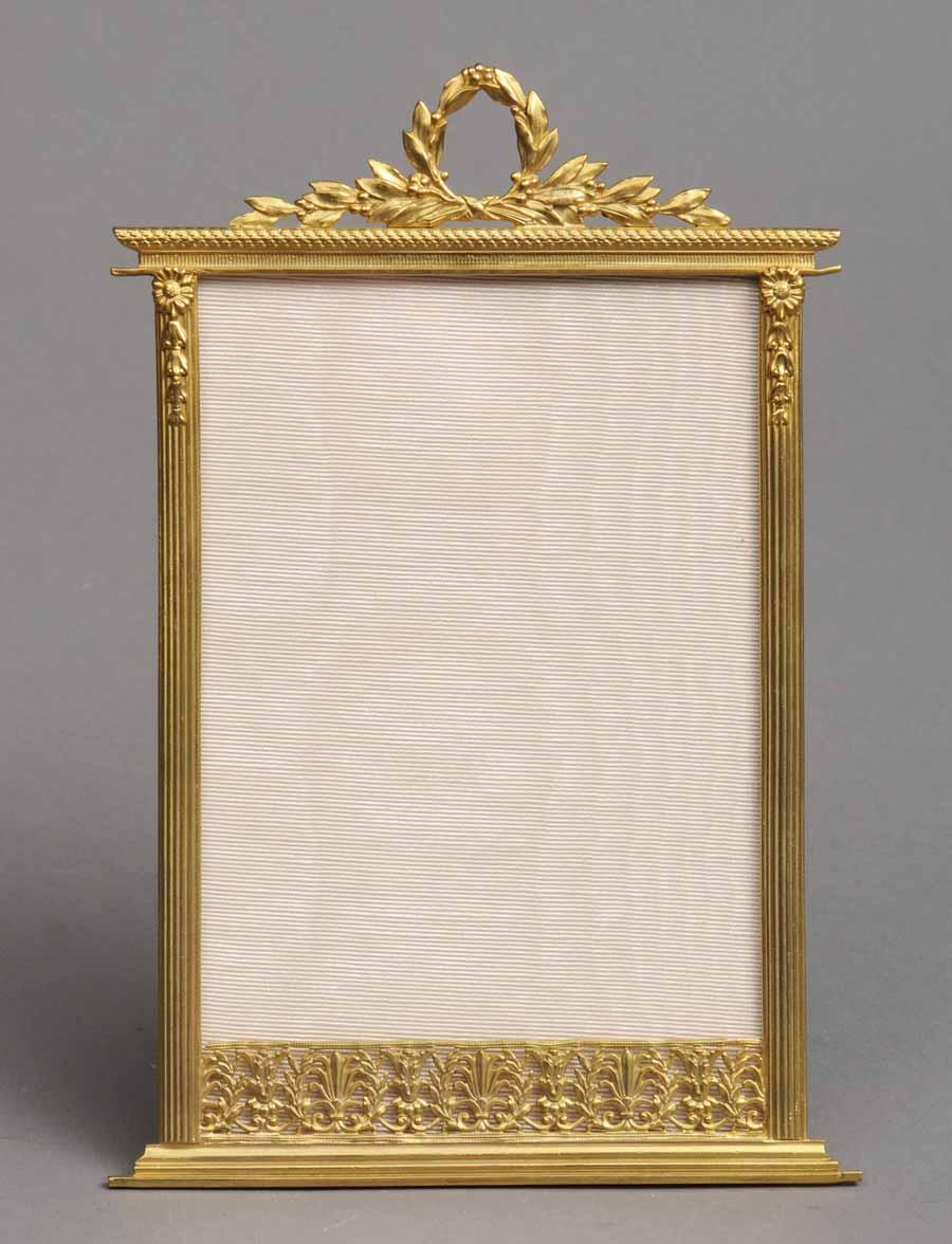 Antique French Gilded Frame, Circa 1900