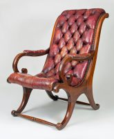 William IV Mahogany
