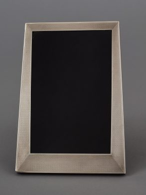 Art Deco Sterling Silver Photo Frame