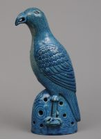 Chinese Turquoise Parrot, Circa 1800