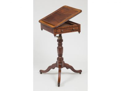Regency Combination Reading & Writing Table, Circa 1810