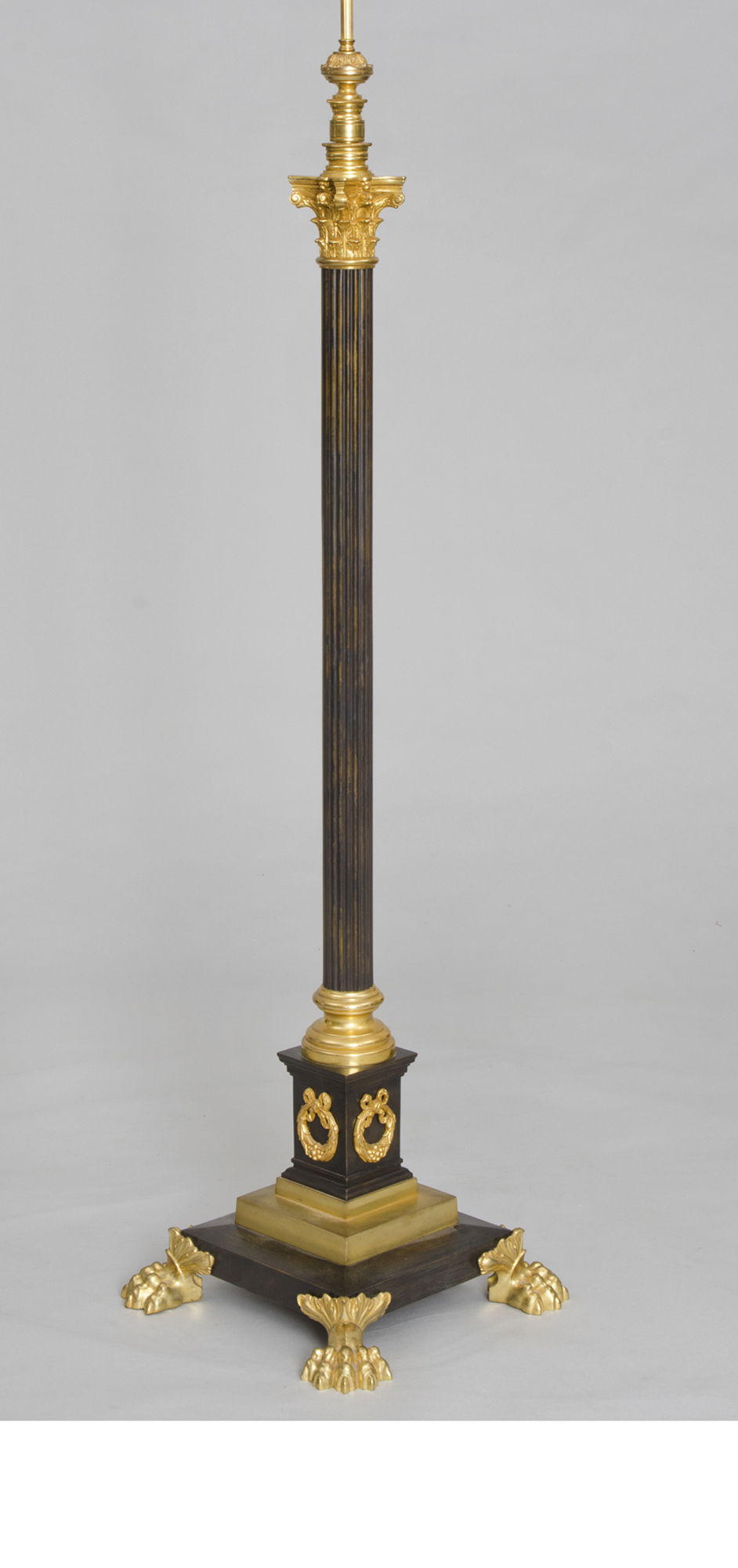 Antique Standing Lamp