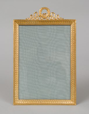 French Gilt Bronze Frame