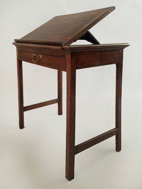 Georgian Mahogany Reading or Writing Table