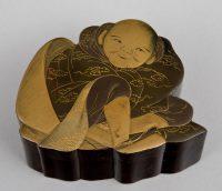 Japanese Lacquer Box, Circa 1880