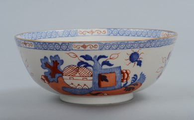 Mason's Ironstone Bowl, Circa 1870