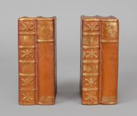 Pair of Book-Shaped Bookends