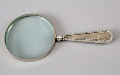 Sterling Silver Magnifying Glass
